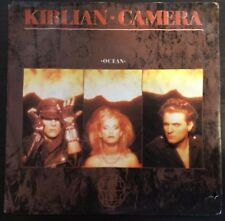"Kirlian Camera ‎– Ocean/Nightship 45 45 giri/7"" 1986 Virgin ‎– VIN 45208"