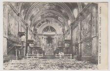 Malta postcard - Malta - Interior of St John's Co. Cattedral, Valletta