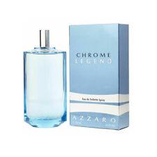 Azzaro Chrome Legend Eau De Toilette 4.2 oz For Men