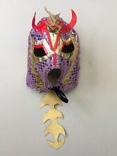 ULTIMO DRAGON Wrestling Mask (Japan Lucha Libre AAA WWE WWF)