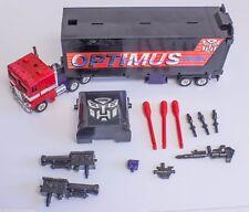 Optimus Prime Incomplete Leaders G2 Transformers 1992 Hasbro Action Figure