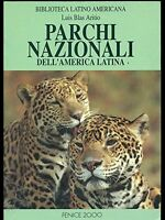 Parchi nazionali dell'America Latina - Luis Blas Aritio- Libro nuovo in offerta!
