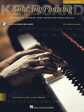 Amazing Phrasing Keyboard 50 Ways to Improve Your Skill Piano Book 000842030
