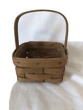New Listinglongaberger basket