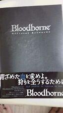 Bloodborne Official Artworks PlayStation 4 PS4 Horror Action RPG Game Art Book