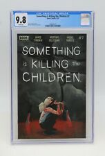 Something Is Killing The Children (2019) #7 1st Print CGC 9.8 Blue Lbl White Pgs