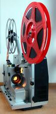 BAUER P6 AUTOMATIC TS 16mm Projektor Projector mit opt. und magn. Tonabnahme