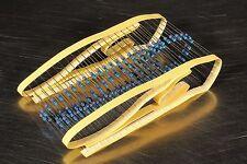 100 Pcs 1 / 4W 220 Ohm Euro 5% Carbon Film Resistors for Arduino USA Seller