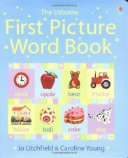 First Picture Word Book-Caroline Young, Jo Litchfield
