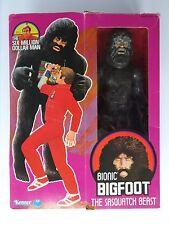 KENNER sei milioni di dollari Uomo Bionico Bigfoot Figura da 15 pollici 1977