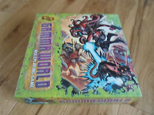 Complete Gamma World Roleplaying Game RPG: Rare Collection in Great Condition!