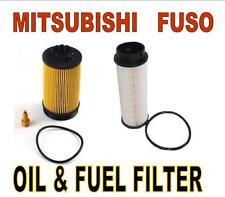 MITSUBISHI FUSO OIL & FUEL FILTER (#MK667920 #QC0000001) FUSO CANTER (2012-2018)