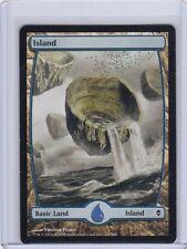 25x Full Art Basic Land ISLAND #237 ORIGINAL Zendikar MtG x25!!