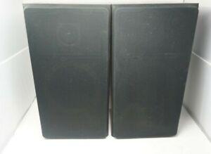Technics SB-3410 2 Way Hi Fi Speakers 50W Each Working Vintage