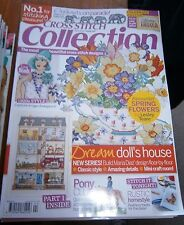 Cross Stitch Collection Magazine April 2015 Issue 247  (new)