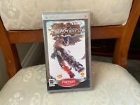 Tekken Dark Resurrection PSP UMD PlayStation Video Game UK Release