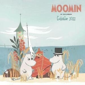 Moomin by Tove Jansson Wall Calendar 2022 Art Calendar,  ,