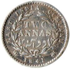 More details for 1841 queen victoria 2 anna / british india  #wt3234