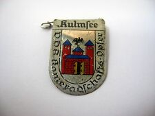Vintage Collectible Pin: Foreign Pin Castle Design