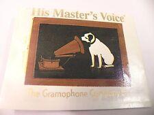 HMV Model Cabinet Water Slide Decal Gramophone Phonograph