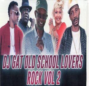 DJ GAT - OLD SCHOOL LOVERS ROCK VOL.2 MIXTAPE
