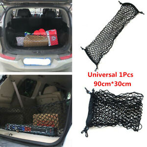 Car Trunk Cargo Net Mesh Storage Organizer Pocket For Car Interior Accessories