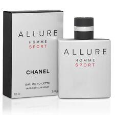 Chanel Allure Homme Sport 3.4oz Men's Eau de Toilette