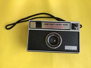 Vintage Imperial Instant Load 900 Film Camera for 126 Cartridge Untested
