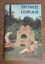VTG 1960s Craft Patterns Studio Home Ideas Catalogue Elmhurst IL FREE SHIPPING