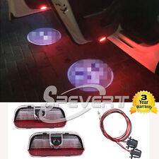 LED Coche Puerta Cortesía Proyector láser logotipo Ghost Sombra Luz F V-W Passat
