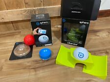 Sphero 2.0 robot with original box and several accessories
