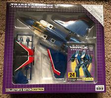 Rare TAKARA G1 Transformers THUNDERCRACKER Reissue show exclusive MISB MIB