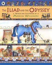 """""""NEW"""" The Iliad and the Odyssey, Williams, Marcia, Book"""