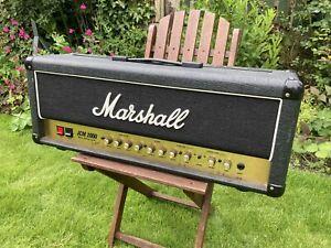 MARSHALL JCM 2000 100 WATT GUITAR AMPLIFIER HEAD - MADE IN THE UK