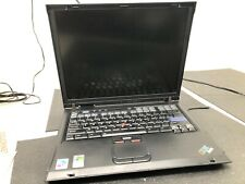 IBM ThinkPad R51-Intel Pentium@1.60GHz 1280MG Ram No HDD Boots to Bios (3326)