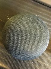 Google Home Mini - Smart Speaker with Google Assistant (Model H0A) LOOK
