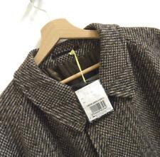 Mens BNWT Aquascutum Scottish Tweed Filey Trench Coat Size 42 Reg  : J538