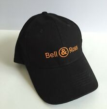 BELL&ROSS WATCH HAT CAP BLACK NEW CASQUETTE BELL ROSS