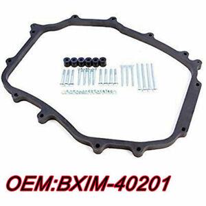 "Blox Racing 5/16"" Intake Manifold Plenum Spacer Kit for Nissan VQ35 350Z/G35"
