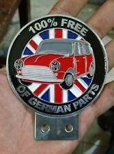 morris Mini Cooper badge vintage accessory clubman price for sale s classic part