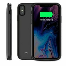6000mAh Portable Power Bank Pack External Battery Charging Case For iPhone XSMax