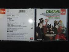 CD CHABRIER / JOYEUSE MARCHE ETC..... / PLASSON /