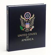 DAVO LUXE ALBUM USA I 1847-1944 NEW!!
