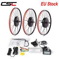 Electric Bike Conversion Kit 48V 1000W 26-29in EBike Motor Wheel Canada stock