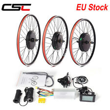 Tax included electric bicycle rear Motor Wheel 48V 1000W Conversion Kit 26-29in