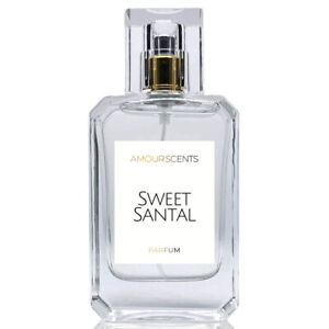 Santal Blush Luxury Alternative 50ml Spray Scent Perfume | Oil Based