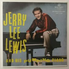 "Jerry Lee Lewis And His Pumping Piano 25Cm Rock N' Roll 10"" Lp MINT"