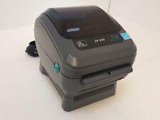 Zebra ZP 550 Thermal Label Printer