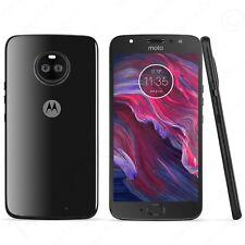 Unlocked Motorola Moto X4 X 4th Gen XT1900-1 32GB Super Black Smartphone GSM
