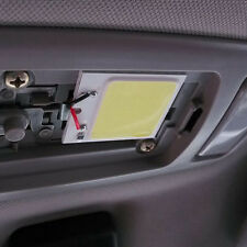 White Light 48 SMD COB LED T10 4W 12V Car Interior Panel Lights Dome Lamp Bulb